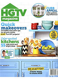 HGTV Magazine – September 2012