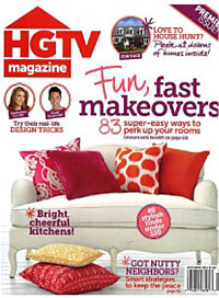 HGTV Magazine October 2011