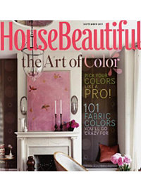 House Beautiful September 2011
