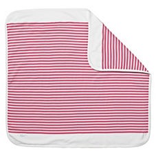 Hanna Andersson Nautical Stripe Stroller Blanket - Juice