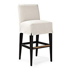 Jackson Slipcovered Barstool