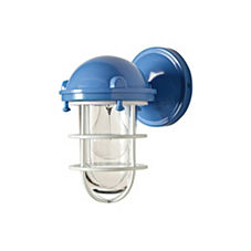 Beacon Sconce – Ultramarine