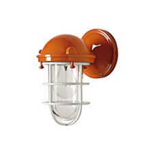 Beacon Sconce - Carrot
