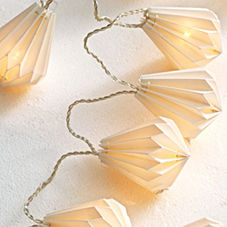 Paper String Lights – Jewel
