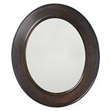 Sullivan Mirror – Gunmetal (Oval)