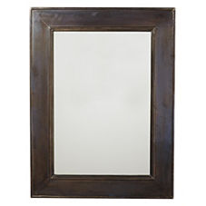 Sullivan Mirror – Gunmetal (Rectangle)