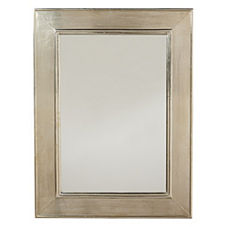 Sullivan Mirror – Silver (Rectangle)