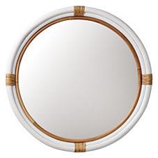 Montara Mirror – White
