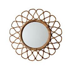 Woven Mirror - Dahlia