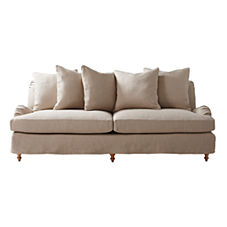Miramar Sofa - Slipcovered