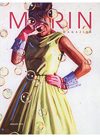 Marin Magazine January 2010