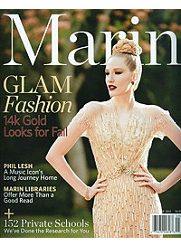 Marin Magazine – September 2012