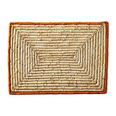 Nantucket Placemats – Saffron (Set of 4)