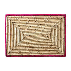 Nantucket Placemats – Fuchsia (Set of 4)