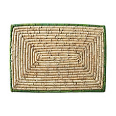 Nantucket Placemats – Grass (Set of 4)