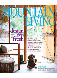 Mountain Living – May 2012