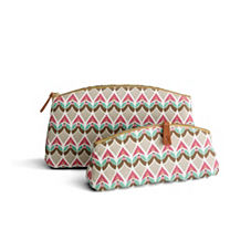 Montauk Perfect Pouch & Clutch – Rose