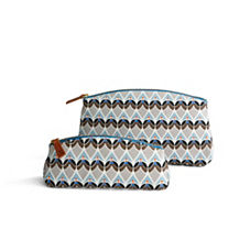 Montauk Perfect Pouch & Clutch – Sky Blue