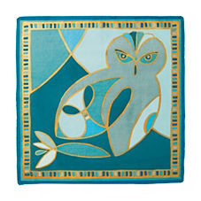 Marbella Owl Napkins - Set of 4