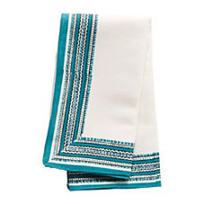 Cadiz Napkins – Turquoise (Set of 4)