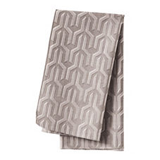Kuba Napkins – Bark (Set of 4)