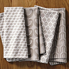 Bark Napkins – Set of 4
