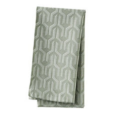 Kuba Napkins – Celadon (Set of 4)