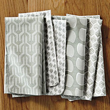 Celadon Napkins – Set of 4