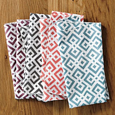 Lattice Napkins – Set of 4