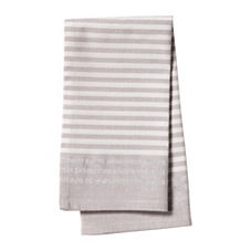 Metallic Stripe Napkins – Dusty Lilac (Set of 4)