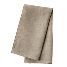 Washed Linen Napkin – Flax (Set of 4)