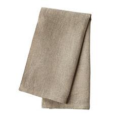 Washed Linen Napkin – Flax (Set of 4)