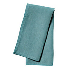 Washed Linen Napkins – Teal (Set of 4)