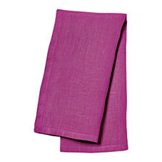 Washed Linen Napkins – Berry (Set of 4)