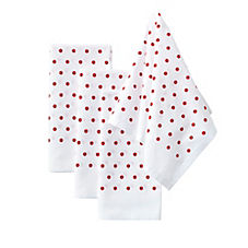 Pin Dot Napkins – Holly (Set of 4)