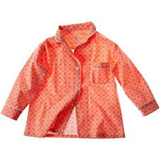 Lattice Pajamas – Coral