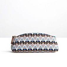 Montauk Perfect Pouch – Sky Blue