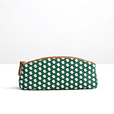 French Ring Perfect Pouch – Lawn