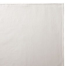 White Pickstitch Matelasse