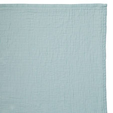 Aqua Pickstitch Matelasse