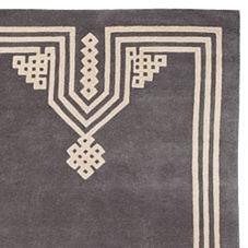 Gobi Wool Rug – Pewter