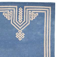 Gobi Wool Rug – Chambray