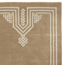 Gobi Wool Rug – Mocha