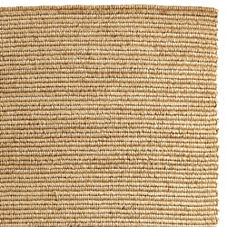Braided Abaca Rug – Natural
