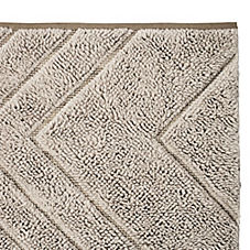 Handknotted Diamond Rug – Light Shale