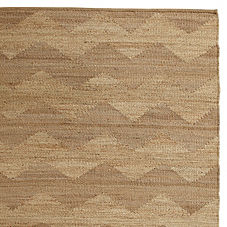 Chevron Jute & Hemp Rug