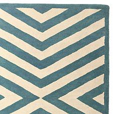 Charing Cross Rug – Marine