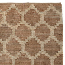 Hemp Honeycomb Rug