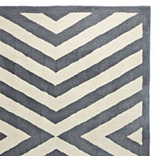 Charing Cross Rug – Pewter