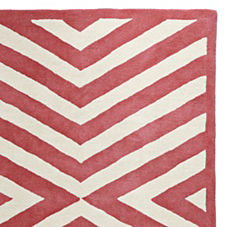 Charing Cross Rug – Weathered Coral